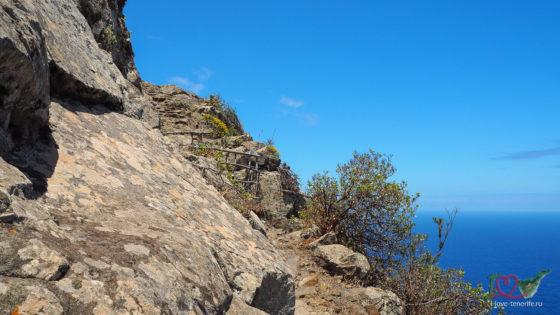 пешая экскурсия на Тенерифе