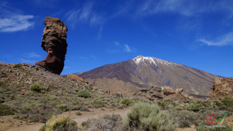 Экскурсия на вулкан Тейде и древнюю столицу Ла Лагуна