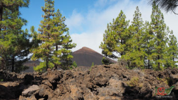 Пеший маршрут вокруг вулкана Чиньеро