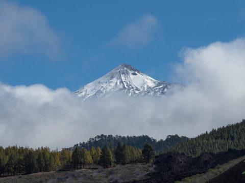 Вокруг вулкана Montaña Bilma