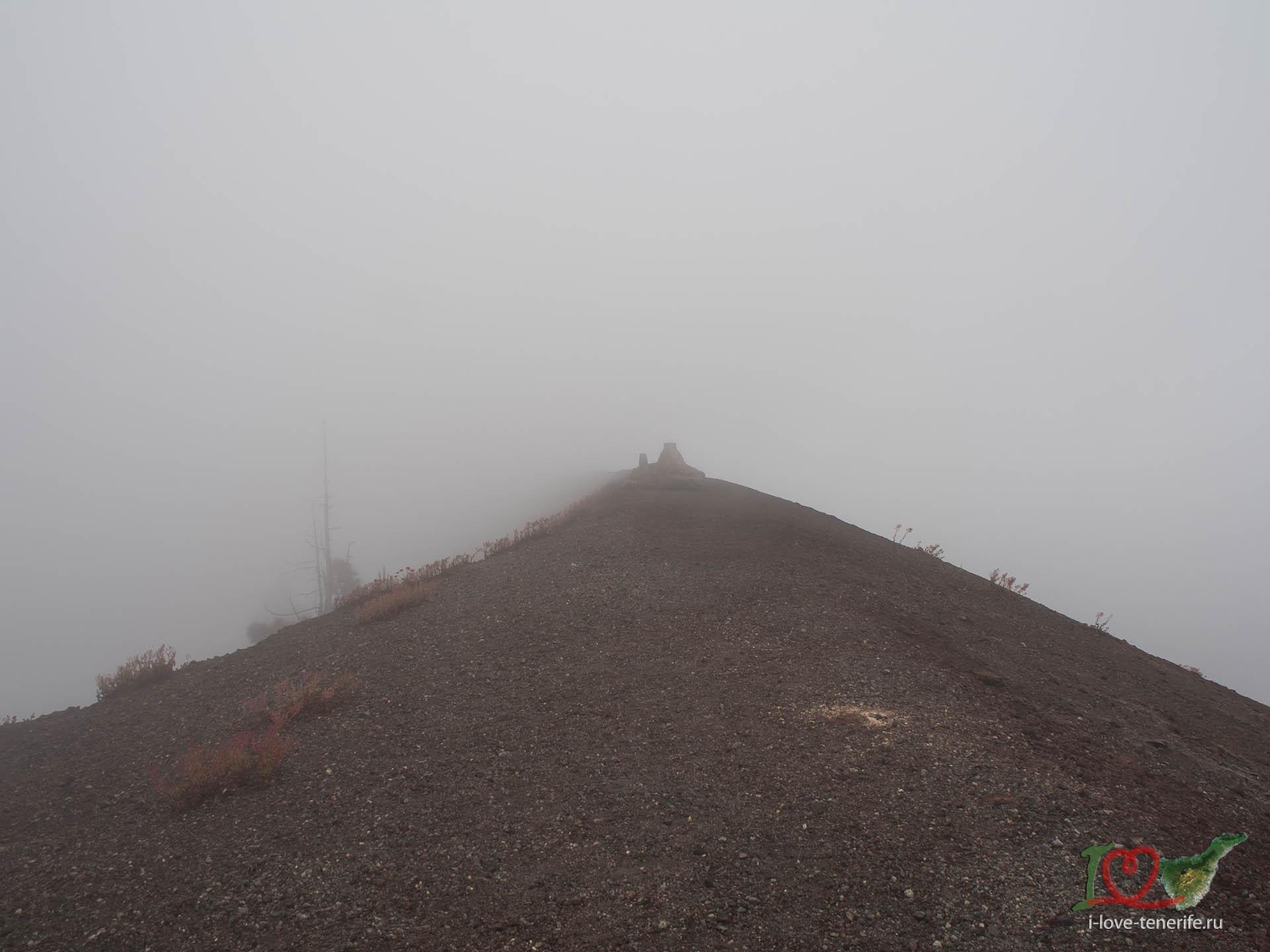 Пеший маршрут по Тенерифе вокруг в