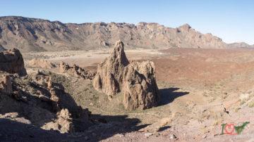 Экскурсия в кальдеру вулкана Тейде