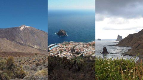 Увидеть все за 3 экскурсии: Тейде, Анага, Тено