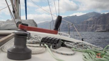 Морская прогулка на яхте вдоль поб