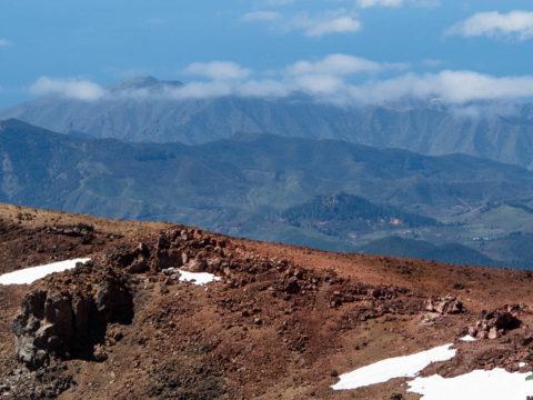 Подъем на Pico Viejo 3135 м