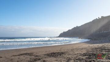Пляж El Socorro, Тенерифе