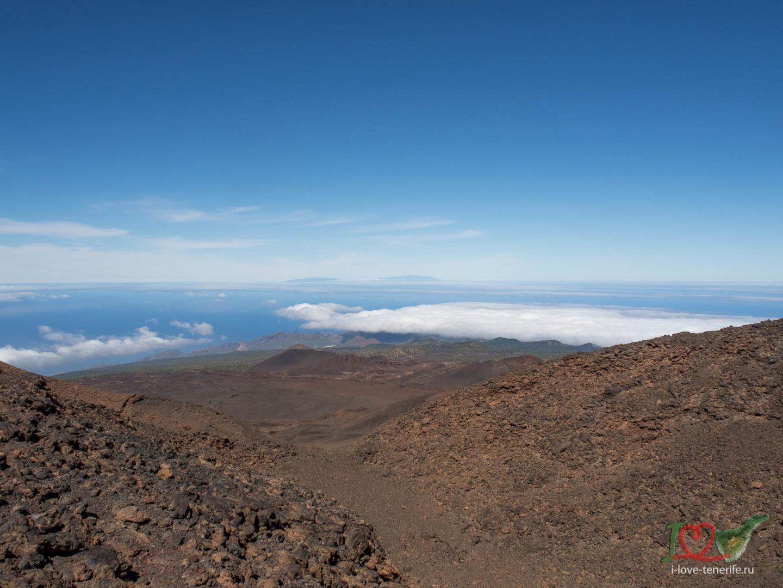 Высокие горы Тенерифе