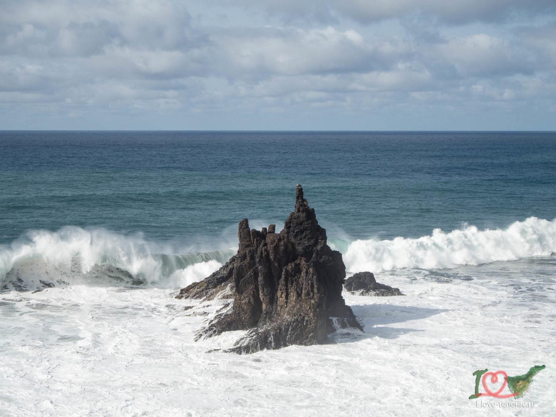 погода на северном побережье Тенерифе