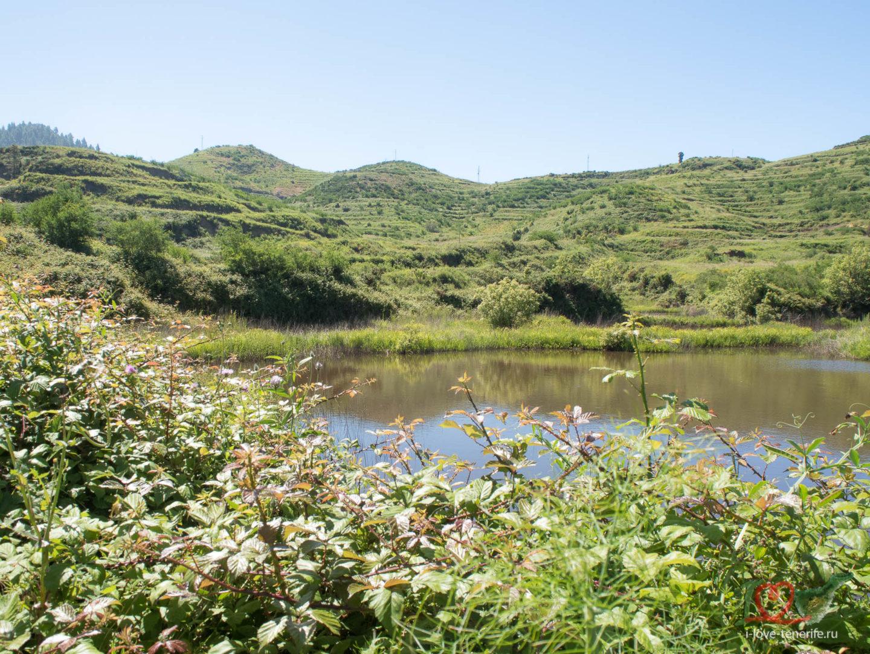 Пресная вода на Тенерифе