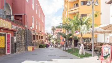 Пуэрто Де Ла Круз, Тенерифе